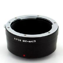 Promaster Lens Mount Adapter for Nikon G to Micro 4/3