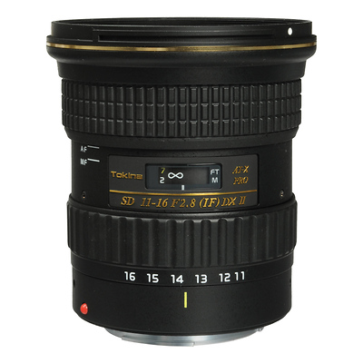 AT-X 116 PRO DX-II 11-16mm f/2.8 Lens for Canon Mount Image 0