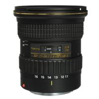 Tokina 11-16mm Lens with Canon Mount