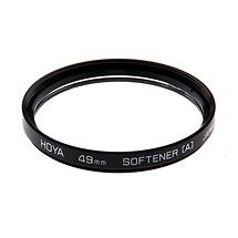 Hoya 49mm Soft A Effect Glass Filter (Open Box)