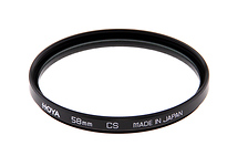 Hoya 58mm 4x Cross Screen Star Effect Glass Filter (Open Box)