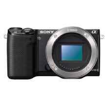 Sony Alpha NEX-5R Digital Camera (Black)