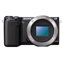 Sony | Alpha NEX-5R Digital Camera (Black) | NEX5RB