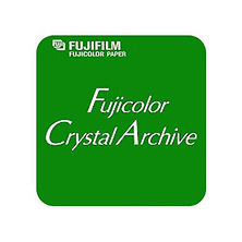 Fujicolor Crystal Archive Paper Type II (6 in. x 610 ft. Roll, Glossy) Image 0