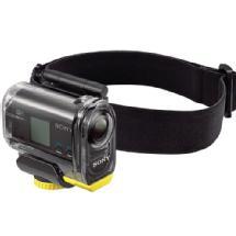 Sony Action Cam Waterproof Headband Mount