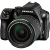 Pentax | K-30 Digital SLR Camera with 18-135mm ED AL (IF) DC WR Lens (Black) | 15635