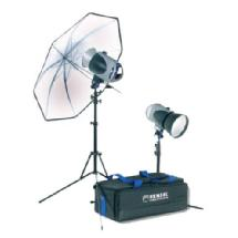 Hensel eFlash Compact 2 Monolight Kit (110-120VAC)