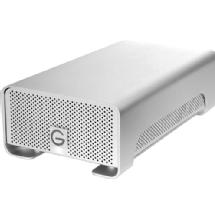 G-Technology 8TB G-RAID External Dual Hard Drive Array