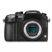 Panasonic DMC-GH3 Lumix Body (Black)