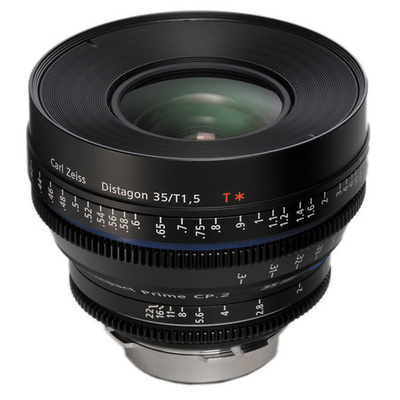 Compact Prime CP.2 35mm/T1.5 Super Speed Lens (Nikon F-Mount) Image 0