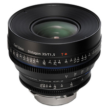 Zeiss Compact Prime CP.2 35mm/T1.5 Super Speed Lens (Nikon F-Mount)