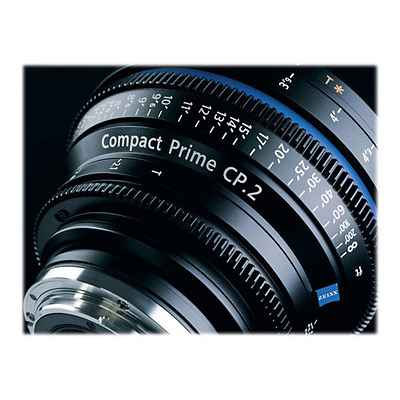 Compact Prime CP.2 85mm/T1.5 Super Speed Lens (Nikon F-Mount) Image 0
