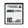Hoodman | Steel 16GB CompactFlash Card 1000X | HS7CF16