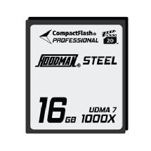 Hoodman Steel 16GB CompactFlash Card 1000X