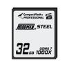 Hoodman   Steel 32GB CompactFlash Card 1000X   HS7CF32
