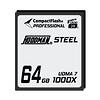 Hoodman   Steel 64GB CompactFlash Card 1000X   HS7CF64
