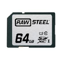 Hoodman RAW Steel Ultra High Speed UHS-1