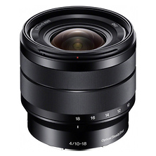 10-18mm f/4 Wide-Angle Zoom Lens for Sony E Mount Cameras Image 0