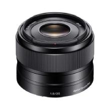Sony 35mm f/1.8 Lens for Sony E Mount Cameras