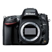 Nikon D600 Digital SLR Camera Body