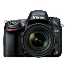 Nikon D600 Digital SLR Camera with 24-85mm VR Lens
