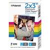Polaroid | 2x3 inch Premium ZINK Photo Paper (30 Sheets) | POLZ2X330