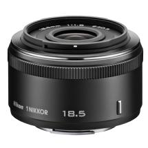 Nikon 1 Nikkor 18.5mm f/1.8 (Black)