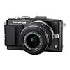Olympus | E-PL5 Digital Camera with 14-42mm 2R Zoom Lens (Black) | V205041BU000