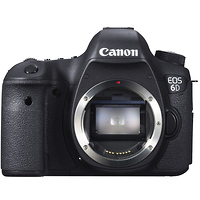 Canon 6D EOS Digital SLR Camera Body