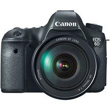 Canon EOS 6D Digital SLR Camera with 24-105mm f/4.0L IS USM AF Lens