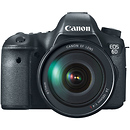 Canon EOS 6D Digital SLR Camera with 24-105mm f/4.0 Canon Lens