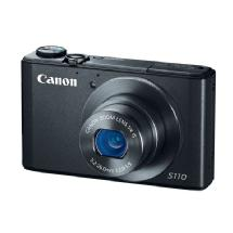 Canon PowerShot S110 Digital Camera (Black)