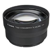 Canon TC-DC58E Teleconverter for PowerShot G15 and G16 Digital Cameras