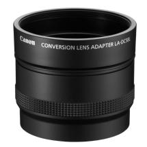 Canon LA-DC58L Conversion Lens Adapter for PowerShot G15 and G16 Digital Cameras