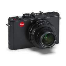 Leica D-LUX 6 Digital Camera (Black)