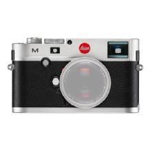 Leica M Digital Rangefinder Camera (Silver)