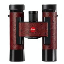 Leica 10x25 Ultravid Ostrich Leather Special Edition Binoculars