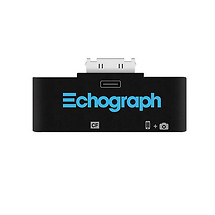 Echograph iPad CF Card Reader +USB Kit