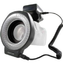 Dot Line Corp. 80 LED Hybrid Ringlight and Flash