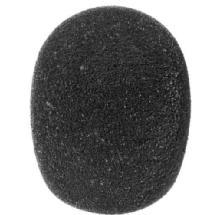 Sennheiser MZW65 Pro Foam Windscreen for ME65 Microphone (Black)