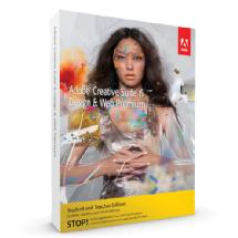 Adobe Creative Suite 6 Design & Web Premium for Windows (Student & Teacher Edition)
