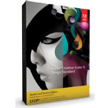 Adobe Creative Suite 6 Design Standard for Windows (Student & Teacher Edition)