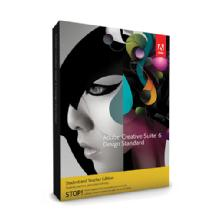 Adobe Creative Suite 6 Design Standard for Mac (Student & Teacher Edition)
