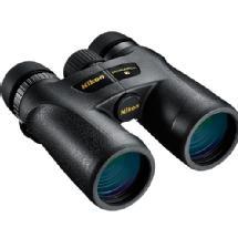 Nikon 10x42 Binocular Monarch7 (Black/Green)