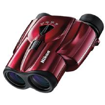 Nikon 8-24X25 Aculon Zoom Binocular - Red