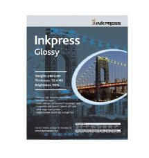 Inkpress RC Glossy 240gsm 8.5x11 in. - 100 sheets