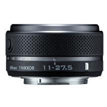 Nikon 1 Nikkor 11-27.5mm f/3.5-5.6 Lens for CX Format - Black