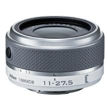Nikon 1 Nikkor 11-27.5mm f/3.5-5.6 Lens for CX Format - White