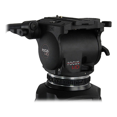 Focus HD Video Tripod Head Image 0