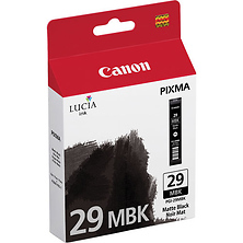 PGI-29 Matte Black Ink Cartridge Image 0